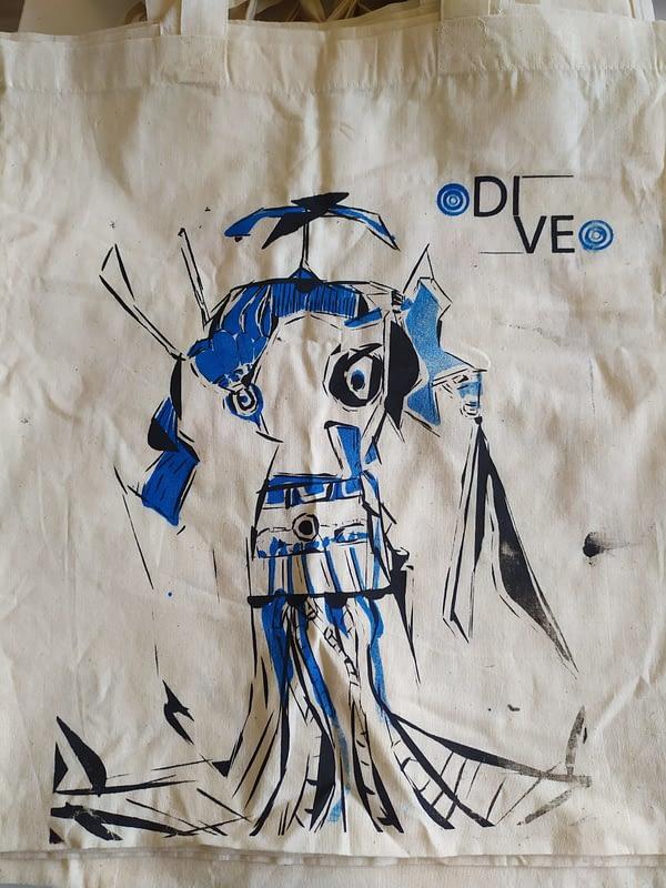 Tote-Bag DIVE-02